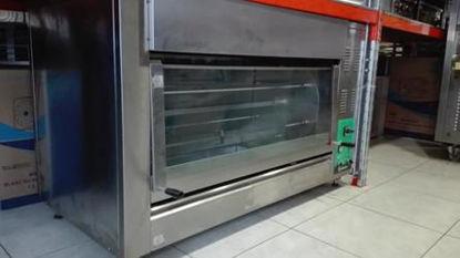 Picture of Κοτοπουλιέρα Επιδαπέδια Ηλεκτρική για 36 Κοτόπουλα - 1410x700x840mm